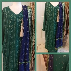Chickenkari dress